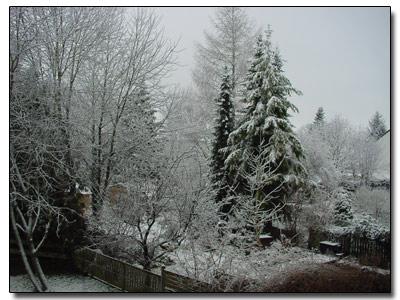 Schnee-Saison 07 eröffnet